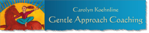 Subscribe to the Gentle Approach Coaching Newsletter.